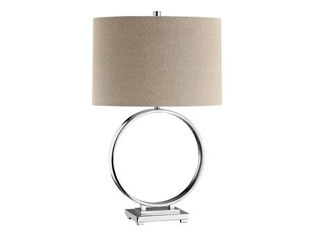 "Stein World 9000 Table Lamp With ""O"" Shaped Design"