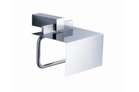 Fresca FAC1426 Ellite Toilet Paper Holder with Heavy Duty Brass in