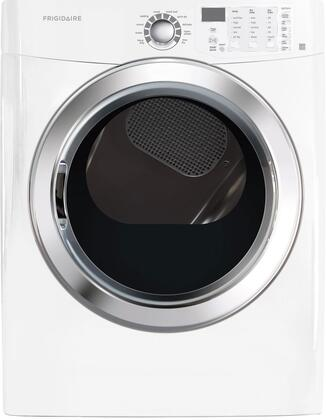 "Frigidaire FFSE5115PW 27""  7 cu. ft. Electric Dryer, in Classic White"