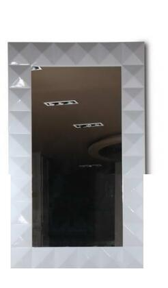 VIG Furniture LS542S Eva Series Rectangular Both Mirror