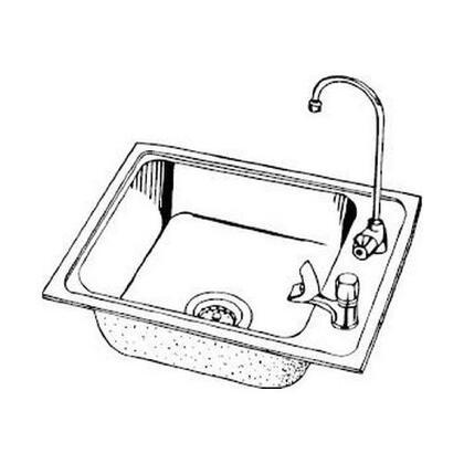 Elkay DRKAD2217650  Sink