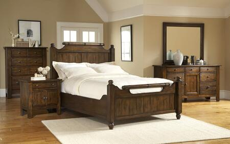 Broyhill 4399KFB2N4DCDM Attic Heirlooms King Bedroom Sets