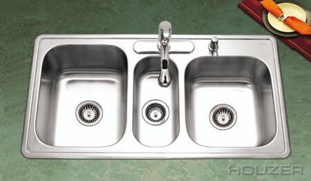 Houzer PGT4322 Kitchen Sink