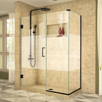 DreamLine Unidoor Plus Shower Enclosure RS39 30D 22IP 30RP HFR 09