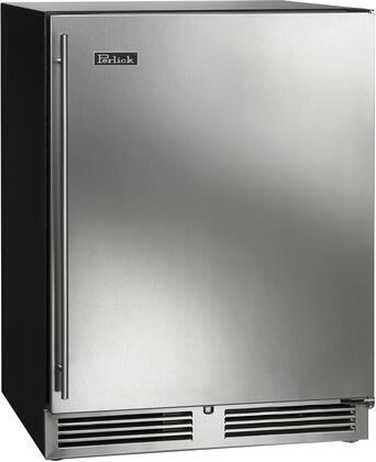 "Perlick HA24FB32R 24"" ADA Compliant Series Counter Depth Freezer with 4.8 cu. ft. Capacity in Panel Ready"