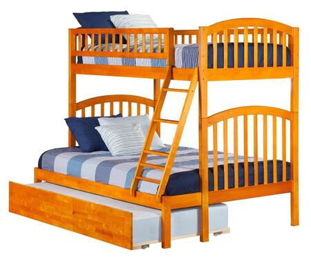 Atlantic Furniture AB64257  Twin over Full Size Bunk Bed
