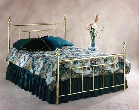 Hillsdale Furniture 1037BKR2 Chelsea Series  King Size Poster Bed