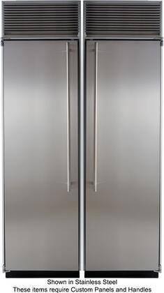Marvel M48CFRWP Side-By-Side Refrigerators