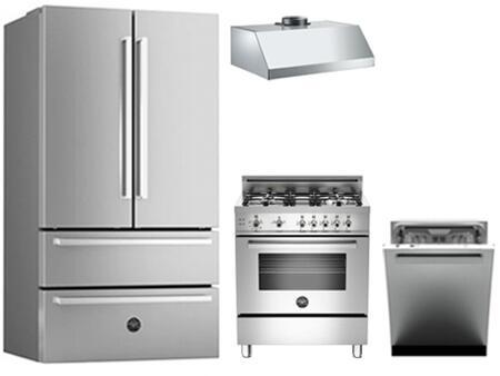 Bertazzoni 768323 Kitchen Appliance Packages