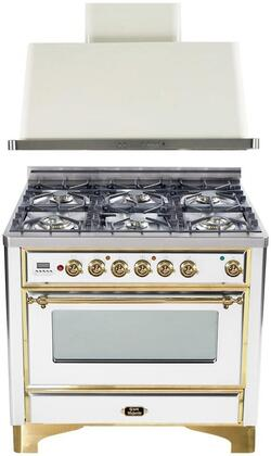 Ilve 720040 Majestic Kitchen Appliance Packages