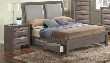 Glory Furniture G1505DDKSB2N G1505 King Bedroom Sets