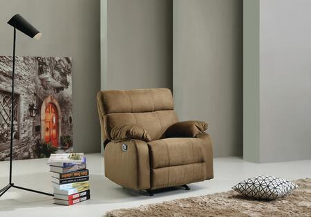 Glory Furniture G541RC G54 Series Suede  Recliners