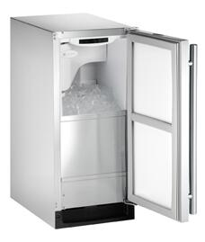 U-Line CLR2160SOD41  Freestanding Ice Maker with 60 lb. Daily Ice Production, 30 lbs Ice Storage, in Stainless Steel