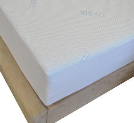 Rest Rite SAPURIFYTV1 Thomasville Purify Mattress Protector White Fabric