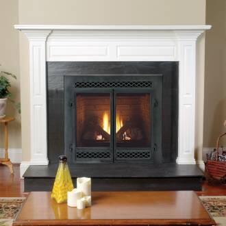 Monessen BDV500PSC7  Direct Vent Liquid Propane Fireplace