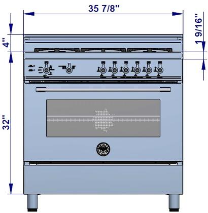 frigidaire professional series range manual