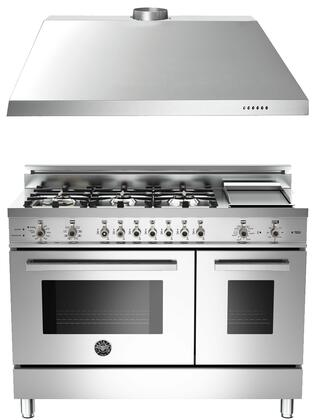 Bertazzoni 663873 Professional Kitchen Appliance Packages