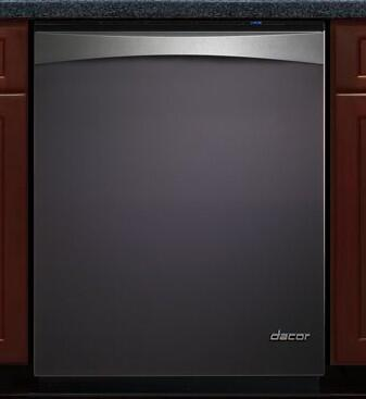 Dacor PD24AG Preference Series Built-In Fully Integrated Dishwasher with in Anthracite Grey
