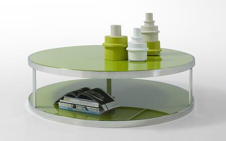VIG Furniture VGWCGAE122M Green Modern Table