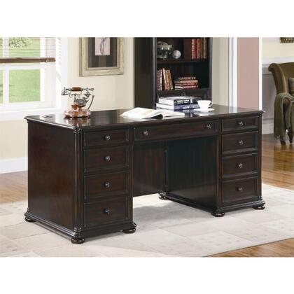 Coaster 801001 Traditional Office Desk