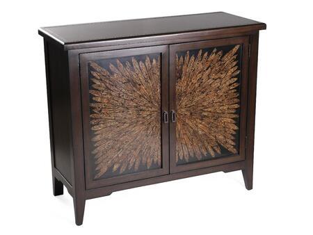 Stein World 12105 Santiago Series Freestanding Wood Cabinet