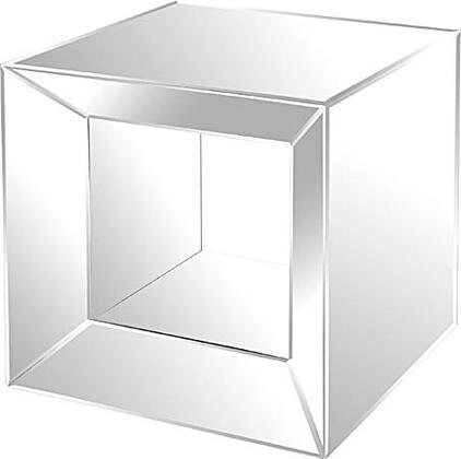 Ren-Wil TA010 Modern Square End Table