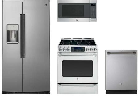 GE Cafe 737015 Kitchen Appliance Packages