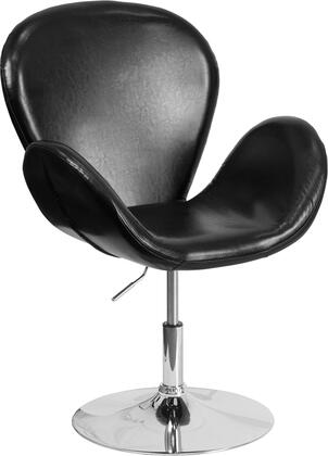 Flash Furniture HERCULES Trestron CH 112420 BK GG