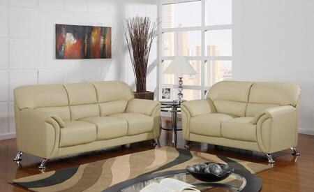 Global Furniture USA U9103CAPPSL Living Room Sets