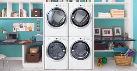 Electrolux Eimgd55imb Gas Dryer In Blue Appliances
