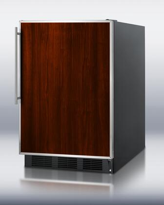 Summit FF6BIFADA  All Refrigerator  in Black
