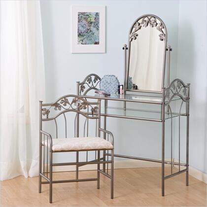 Coaster 2734  Metal Vanity
