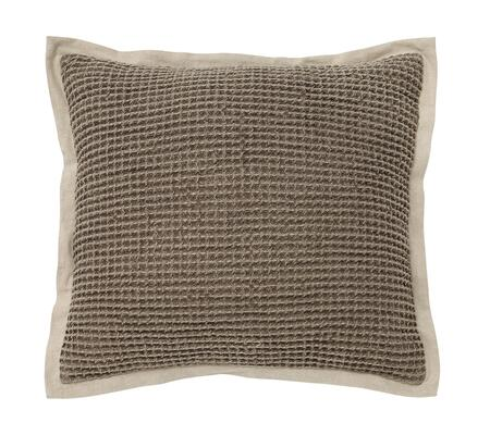 """Signature Design by Ashley Wrexyville A100035PX Single 20"""" x 20"""" Contemporary Pillow with Waffle Texture in"""