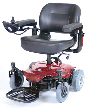 Drive Medical COBALTX23X16FS Cobalt X23 Power Wheelchair, Programmable Controller with Common Connectors, Four Height Adjustments: X