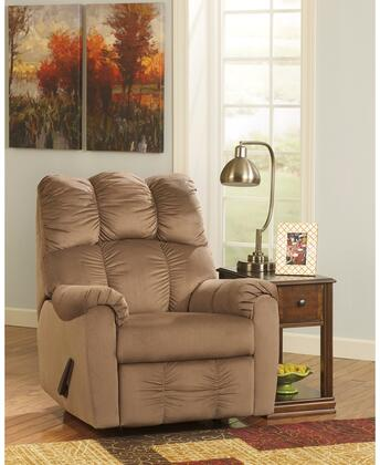 Flash Furniture FSD6719RECMOCGG Raulo Series Contemporary Fabric Metal Frame  Recliners