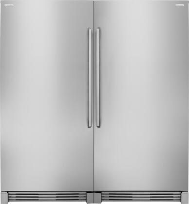 Electrolux 667839 Side-By-Side Refrigerators