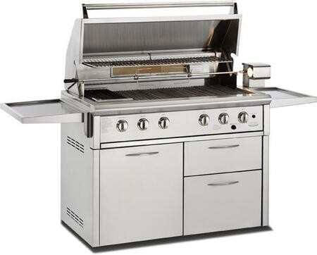 OCI OCIE48BQARN Built In Natural Gas Grill