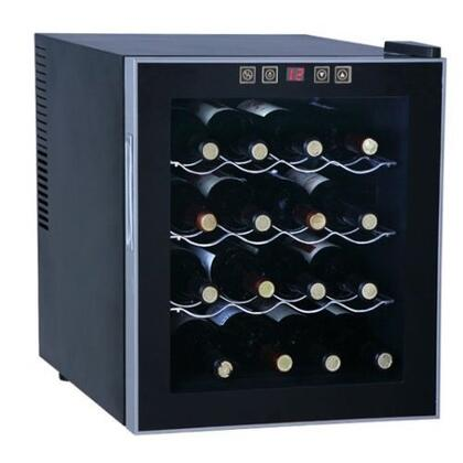 "Sunpentown WC1682 17"" Freestanding Wine Cooler"