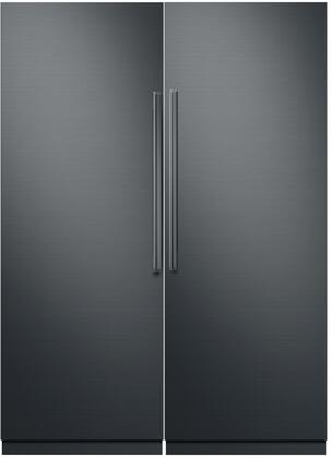 Dacor 749443 Modernist Side-By-Side Refrigerators