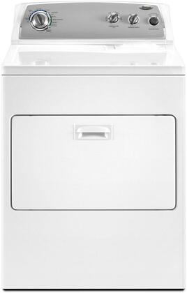 Whirlpool WGD4900XW Gas Dryer