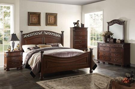 Acme Furniture 22770Q5PC Manfred Bedroom Sets