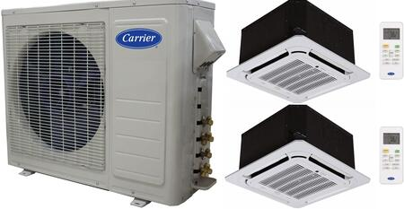 Carrier 700976 Performance Mini Split Air Conditioner System
