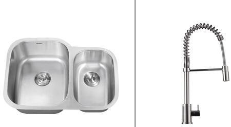 Ruvati RVC2501 Kitchen Sink