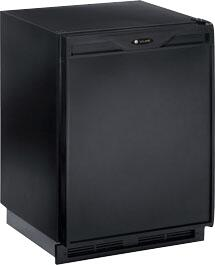 U-Line 75FB13  Counter Depth Freezer with 5.7 cu. ft. Capacity in Black