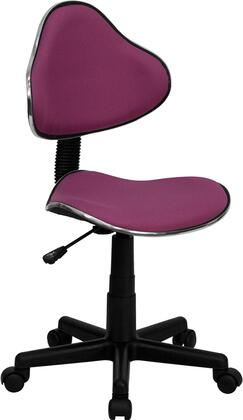 "Flash Furniture BT699LAVENDERGG 19.5"" Contemporary Office Chair"