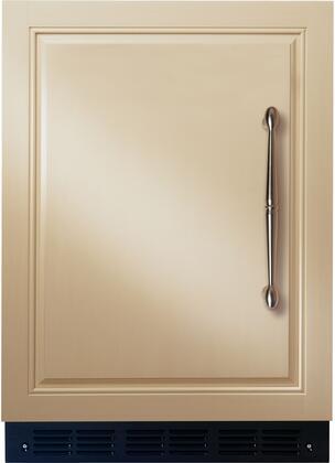 "GE Monogram ZIFI240PLII 24""  Panel Ready Compact Refrigerator with 5.4 cu. ft. Capacity"