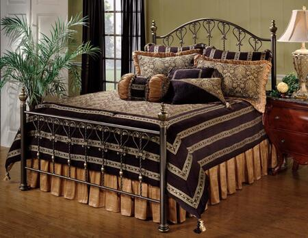 Hillsdale Furniture 1332BQR Huntley Series  Queen Size Poster Bed