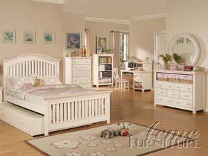 Acme Furniture 00755T Crowley Series  Panel Bed