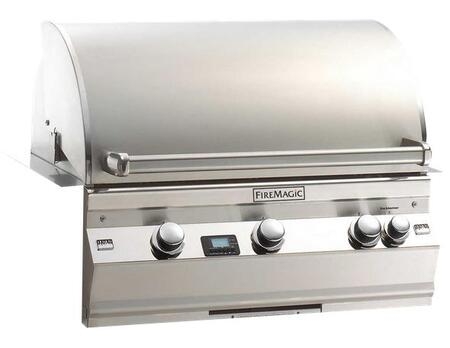 FireMagic A540I2E1P Built In Grill, in Stainless Steel