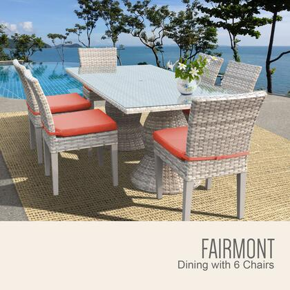 FAIRMONT RECTANGLE KIT 6C TANGERINE